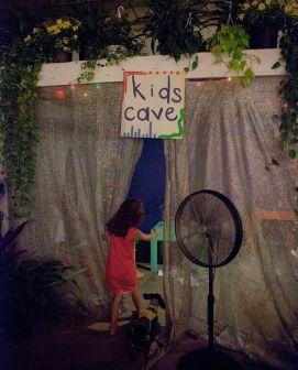 kids cave